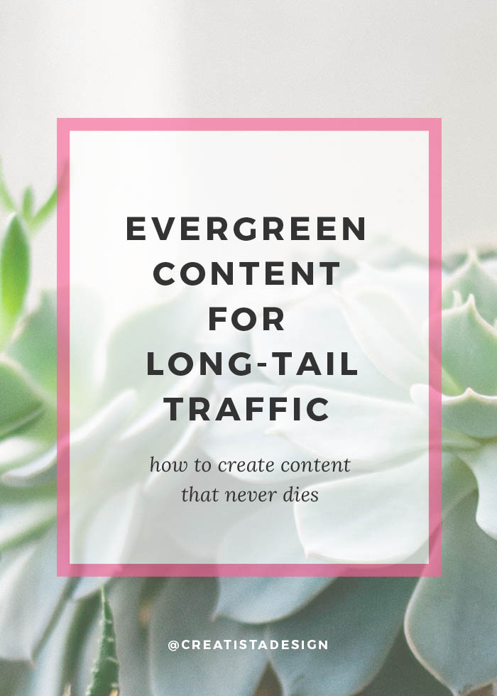 Evergreen content: a guide to content for long-tail traffic