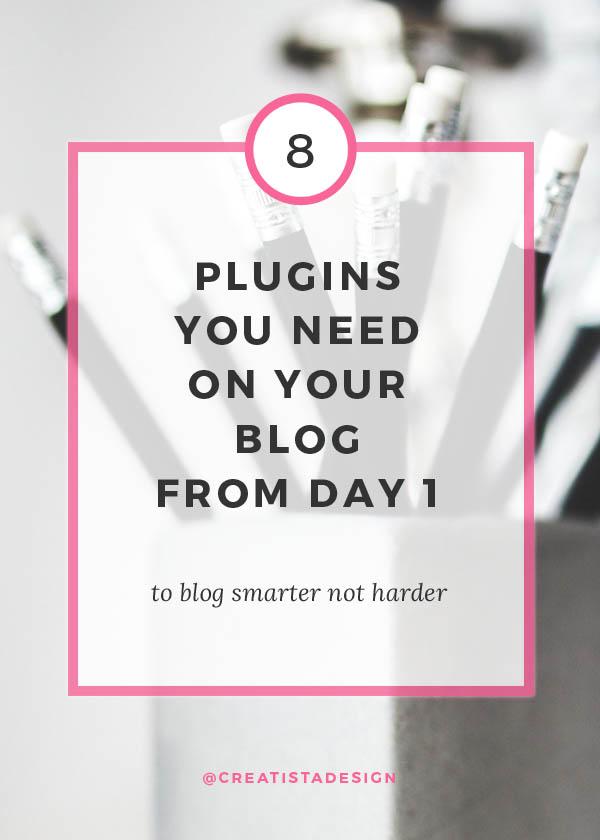 8 plugins to blog pro