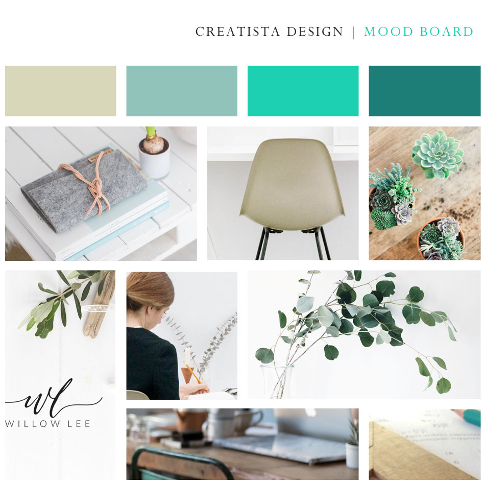 How To Create Brand Mood Board For Your Blog