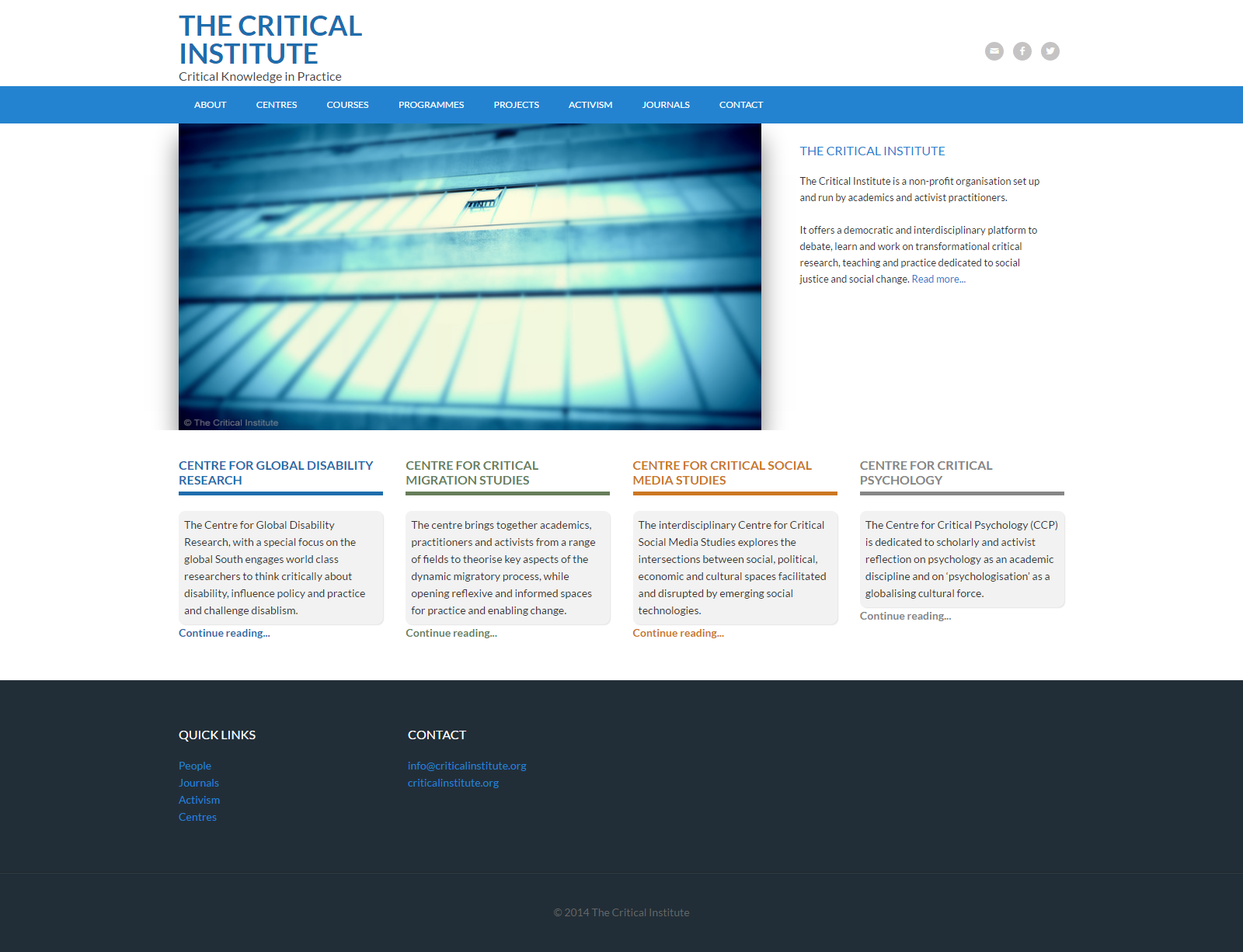 critical-insitute-website-design-by-creatista-design